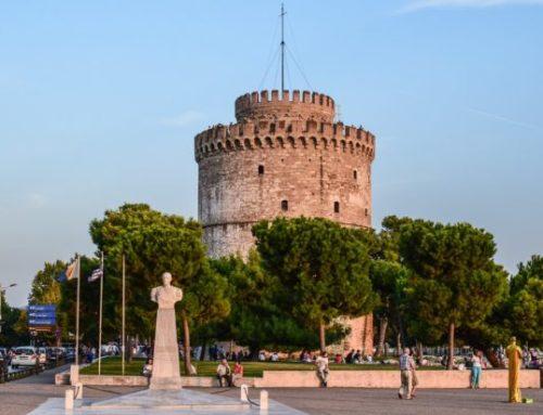 «Wanderlust Greece» — цифровое туристическое шоу в Салониках