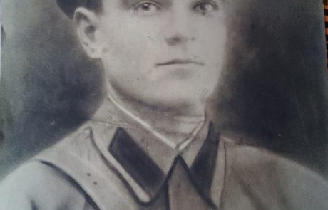 СОНОВ ИВАН ПАВЛОВИЧ (р. 1919 г. — ) Рядовой 1941 —