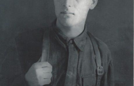 Данил Иванович Попандопуло. Годы жизни: 16 апреля 1921 — 5 января 1985