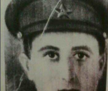 Попов Дмитрий Константинович. 1919 года рождения