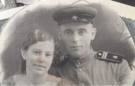 Иванова Зоя Яковлевна и Иванов Виктор Иванович