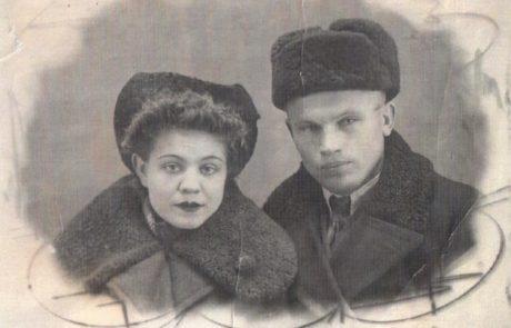 Быкадорова Ольга Яковлевна и Быкадоров Николай Константинович