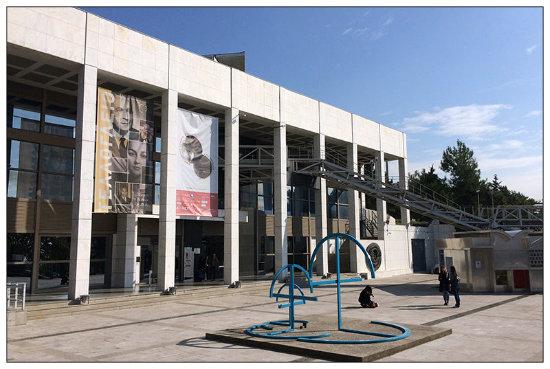 Выставка и театральное мероприятие «Κάρτες Πολέμου» в Салониках