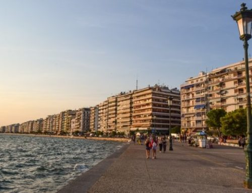 Правила проживания в многоквартирном доме в Греции