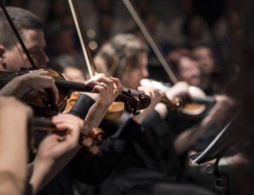 Концерт Греческого молодежного симфонического оркестра в Салониках