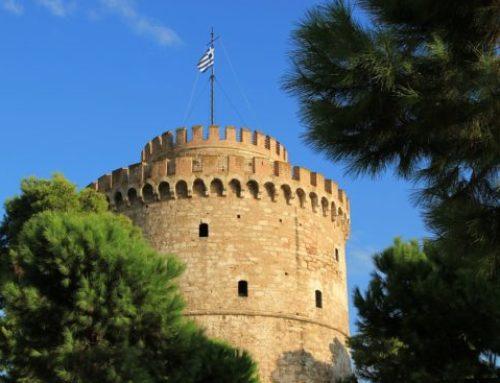 «Διακοσμητικοί λίθοι στα μνημεία της Θεσσαλονίκης» — экскурсия в Салониках