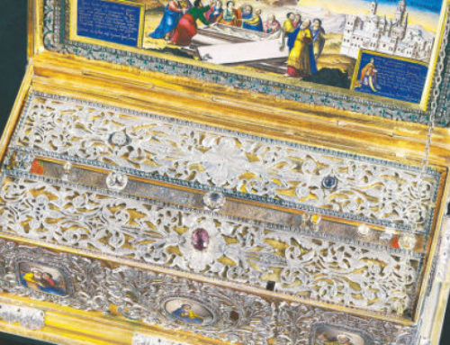 Пояс Пресвятой Богородицы в Салониках