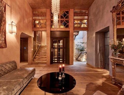 Лучший исторический отель Европы находится в Греции