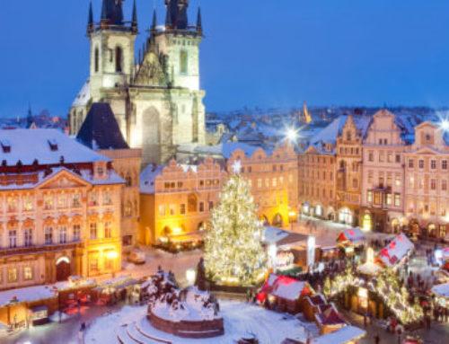 Самые красивые рождественские города Европы