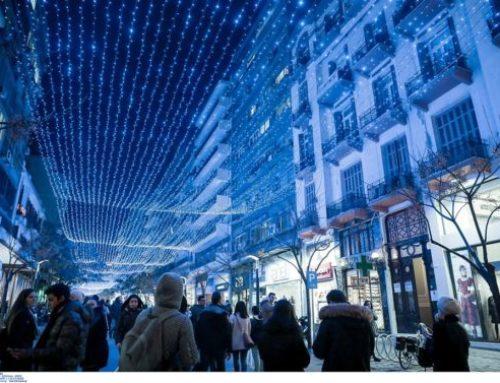 Где погулять в Салониках, чтобы почувствовать атмосферу Рождества