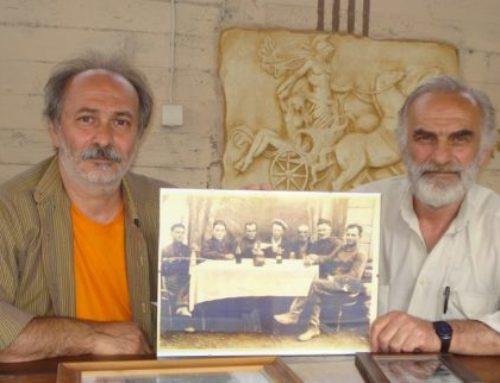 Греки Ставрополья в Греции: Яннис и Константин Афанасовы (2)