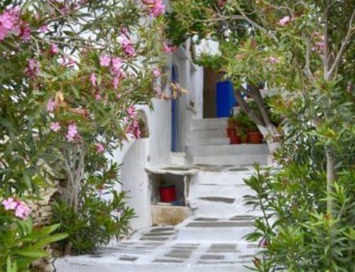 Греческий остров в топ-12 культурных мировых направлений для туризма в 2019г.