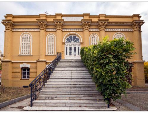 Бывший русский родильный дом в Салониках