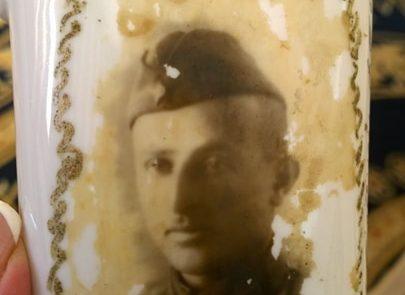 Кучуберия Джото Петрович 1918 г.р., родился село Река, Абх.АССР