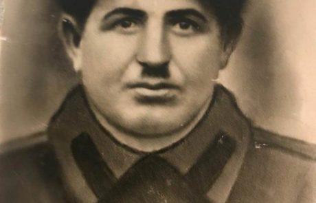 Параскевопулос (Параскевов) Кирьяк Ильич , 1912 года рождения.
