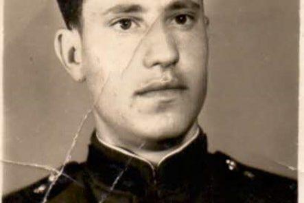 Станчев Константин Константинович 1939 -2015. Участвовал в военных действиях на Кубе