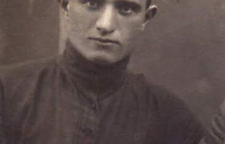 Хадарцев Борис Павлович 1910 — 1942. Пропал без вести